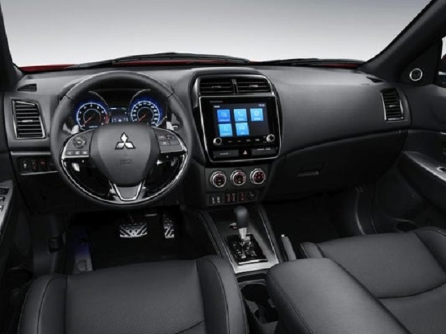 2021 Mitsubishi ASX Interior