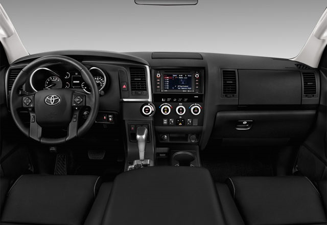 2021 Toyota Sequoia Interior