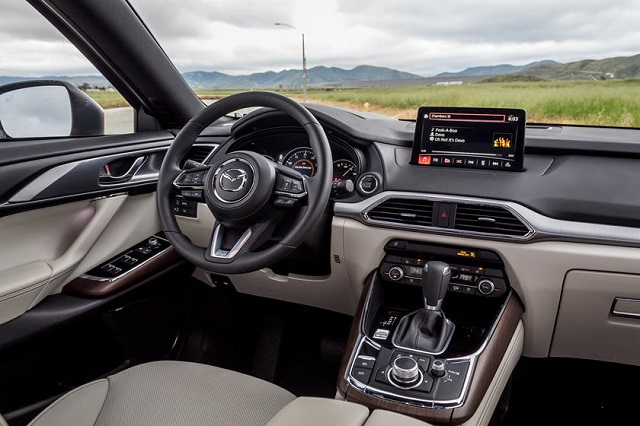 2022 Mazda CX-9 Interior