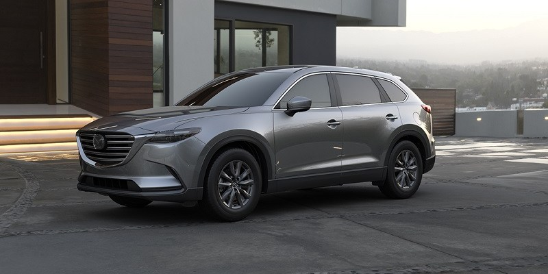 2022 Mazda CX-9 features