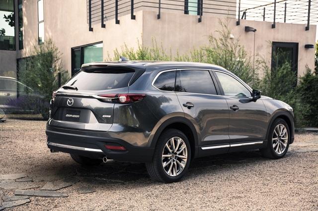 2022 Mazda CX-9 release date