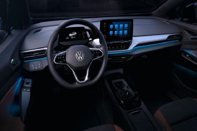 2021 VW ID.4 interior