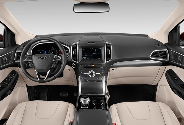 Ford Edge Interior