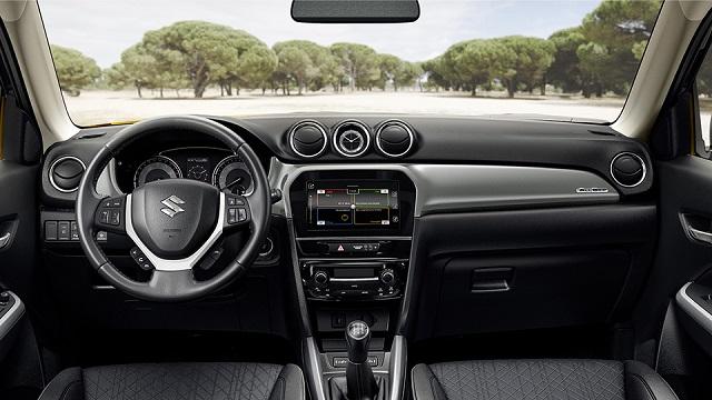 2021 Suzuki Grand Vitara Interior