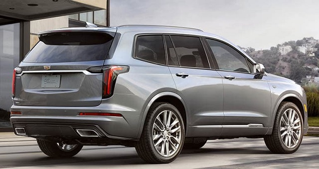 2021 Cadillac XT6 Release date