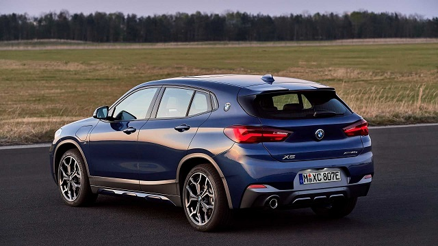 2022 BMW X2 Release Date