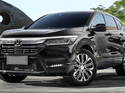 2022 Honda CR-V Render