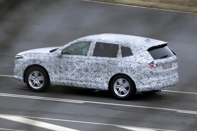 2022 Honda CR-V Spy Shot