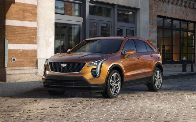2022 Cadillac XT4 Release Date