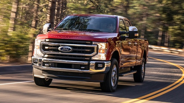 2022 Ford F-250 Super Duty Limited
