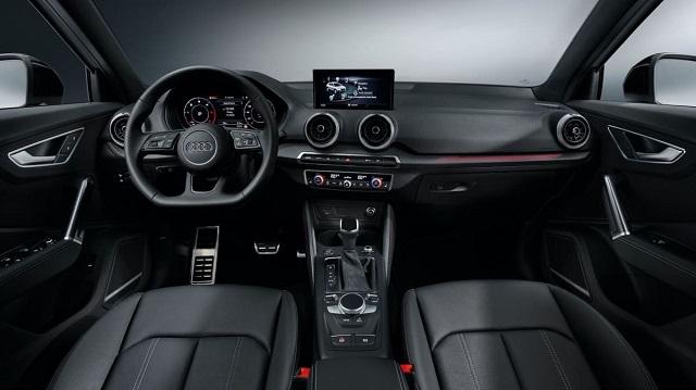 2022 Audi Q2 Interior