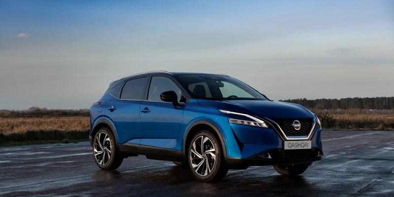 2022 Nissan Qashqai Featured
