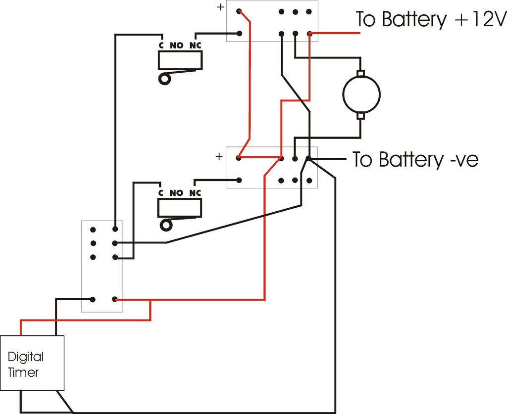 Furnace Blower Relay Diagram