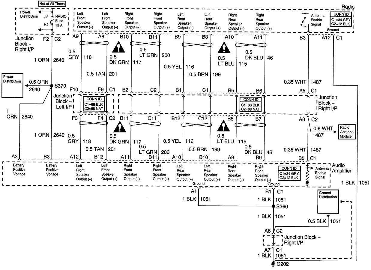 Chevy Colorado Radio Wiring Diagram For Your Needs