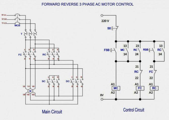diagram wireing 208 motor starter diagram full version hd