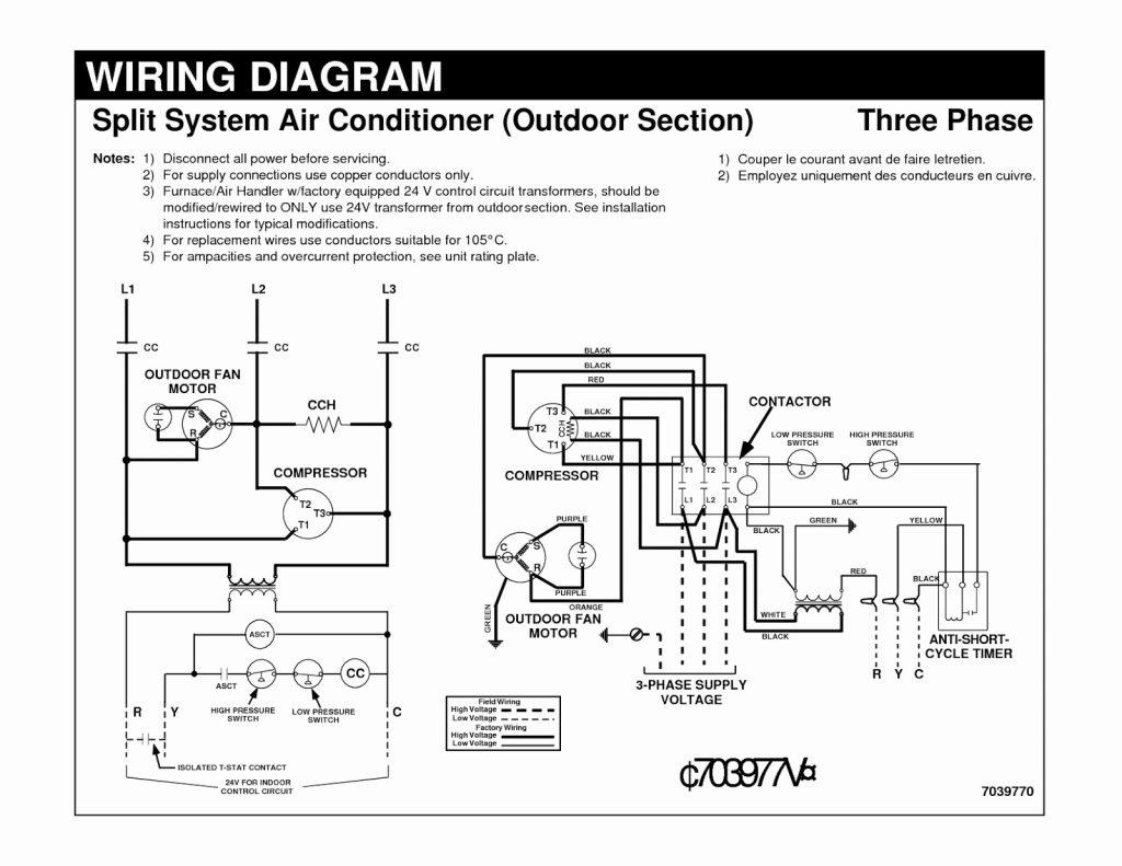 Ac Hvac Wiring Wiring Diagram