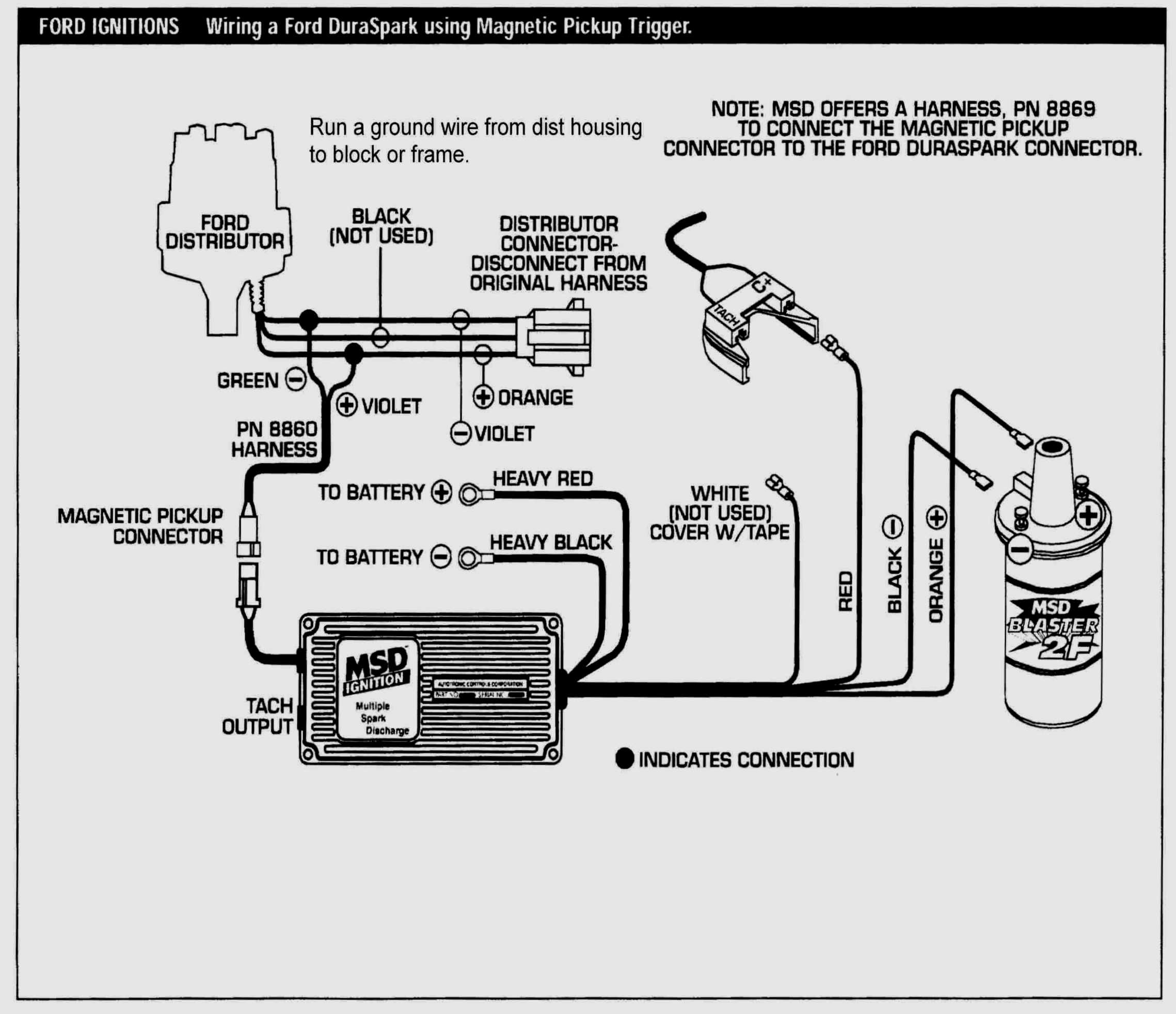 Accel Ignition Wiring Diagram