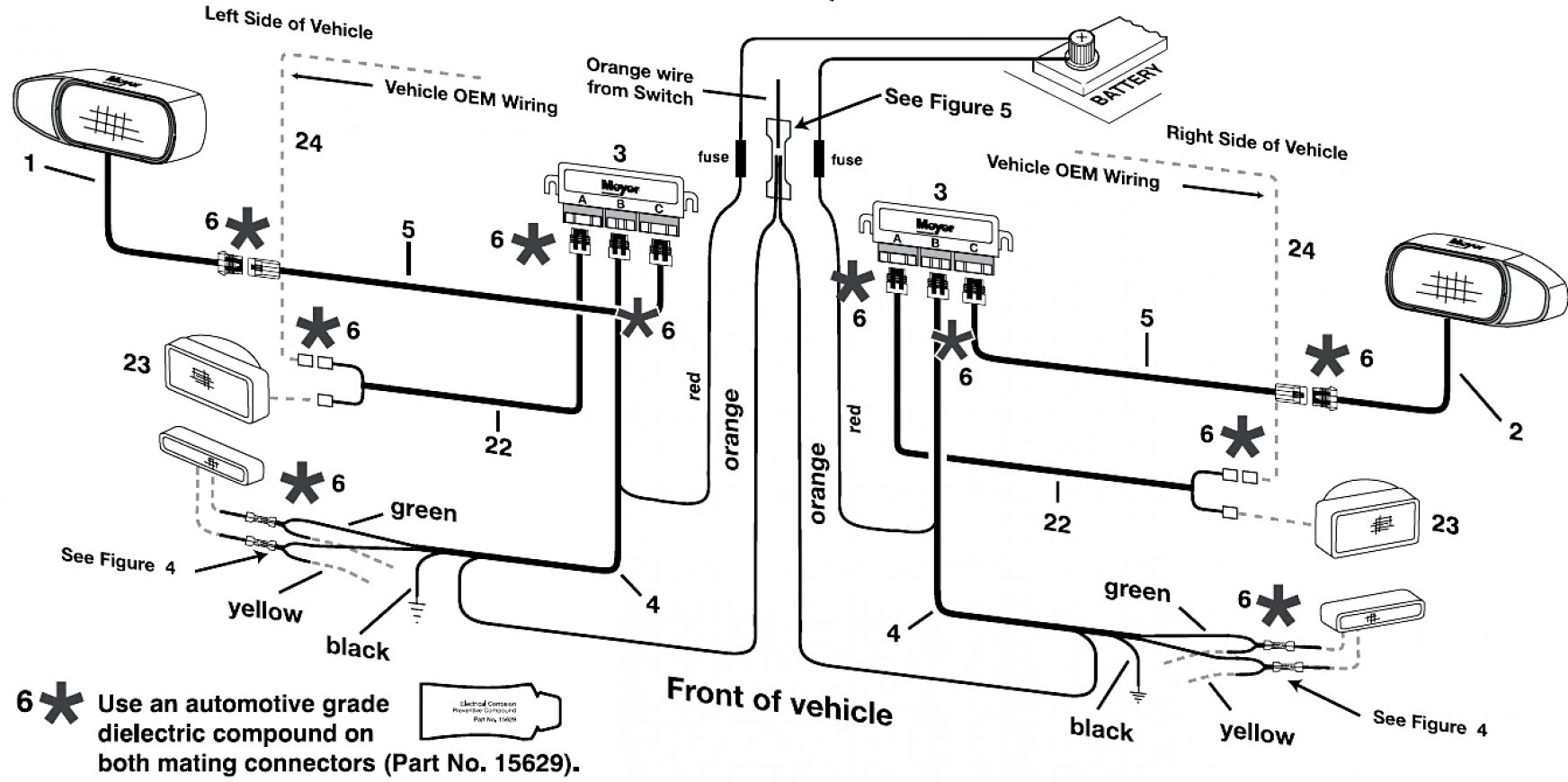 Western Snow Plows Wiring Diagram