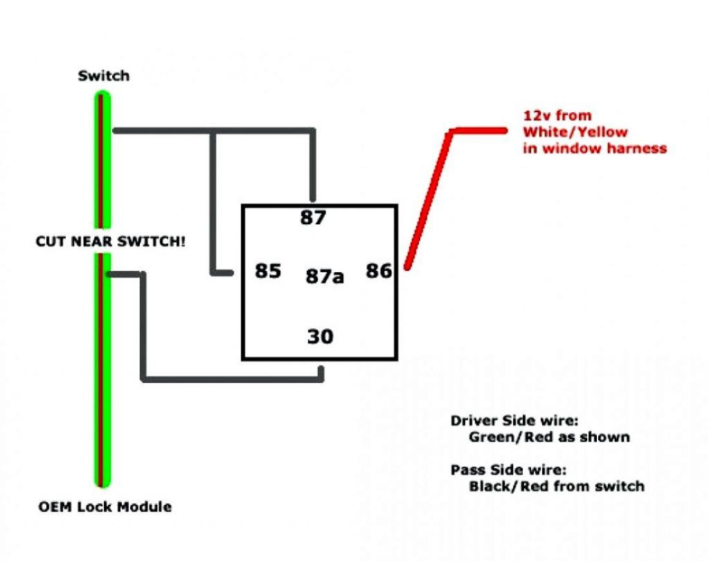 Bosch Relay Wiring Diagram 5 Pole Manual E Books