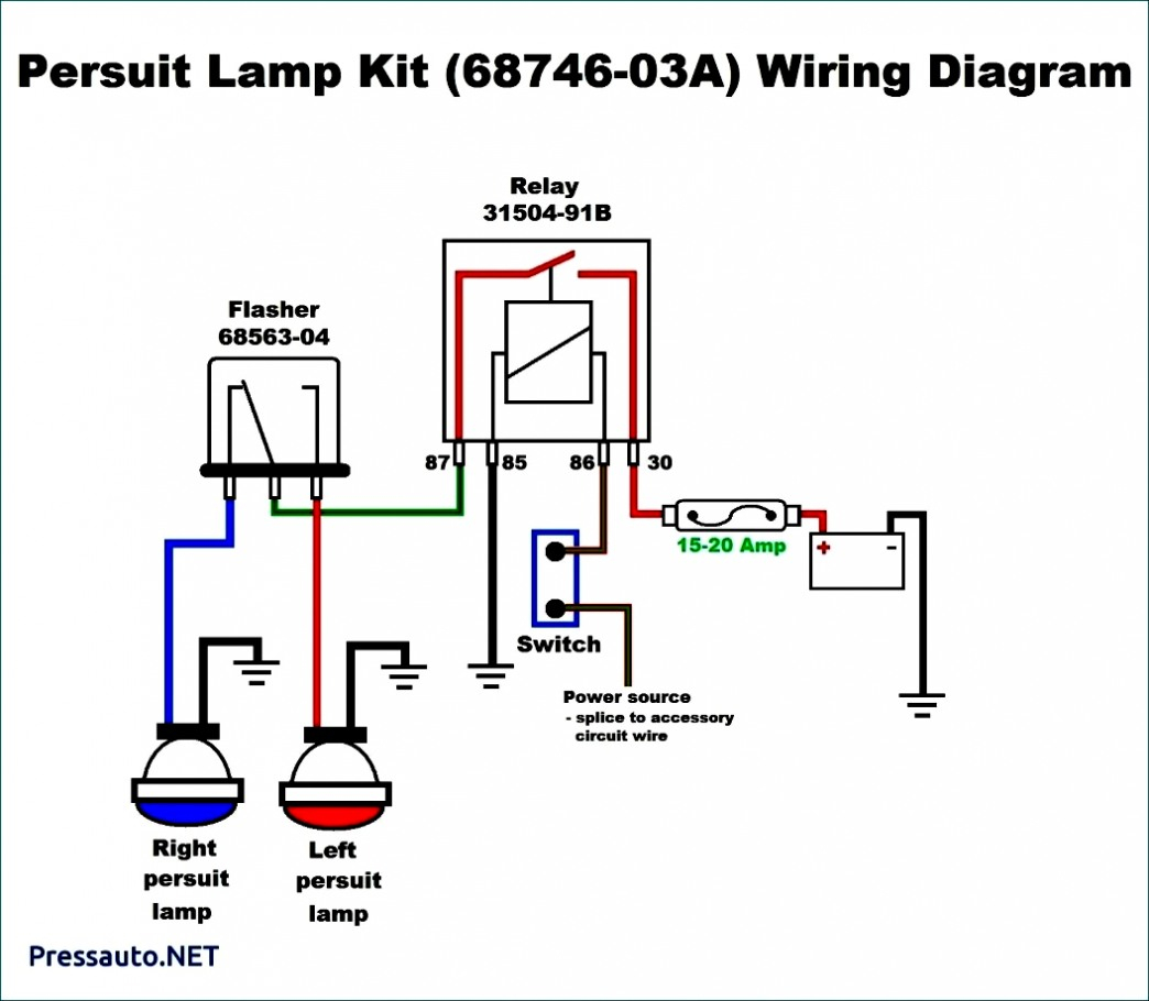 How A 5 Pin Relay Works