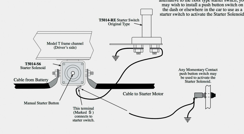 Gm Starter Motor Wiring Diagram