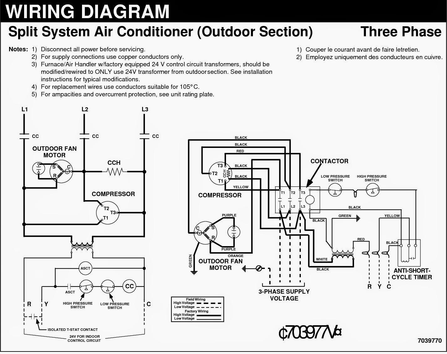 Basic Compressor Wiring