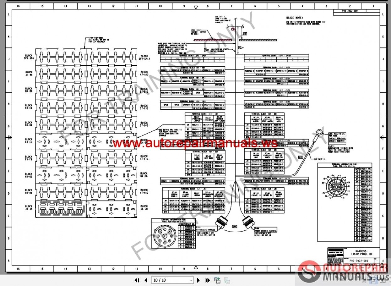 T Kenworth Wiring Diagrams
