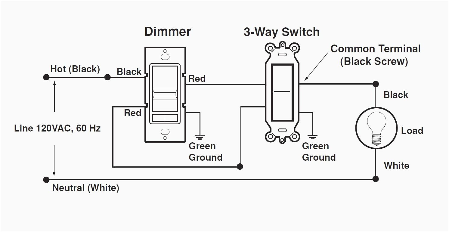 Leviton Switch Wiring Diagram