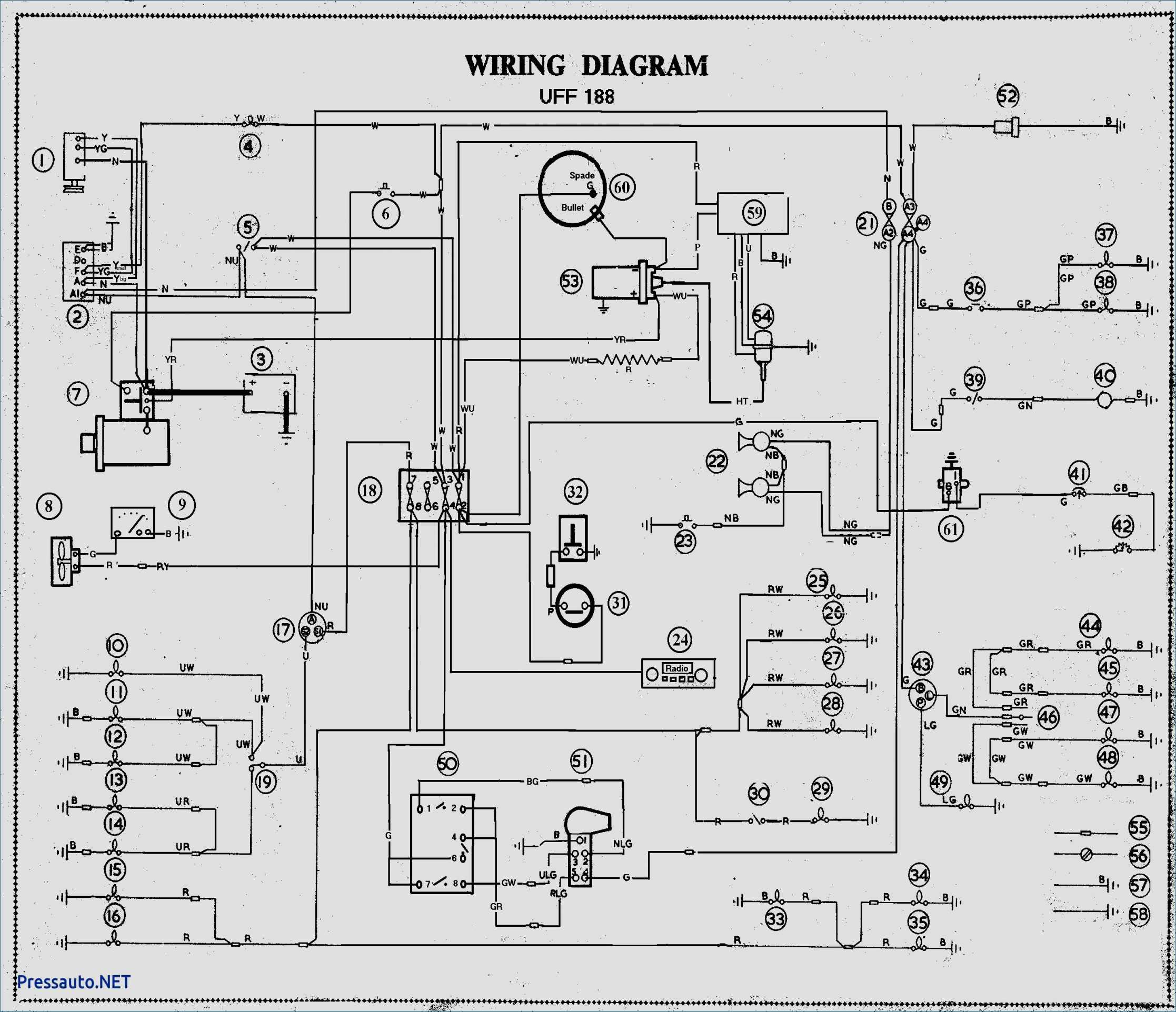 Bulldog Remote Car Starter Wiring Diagram