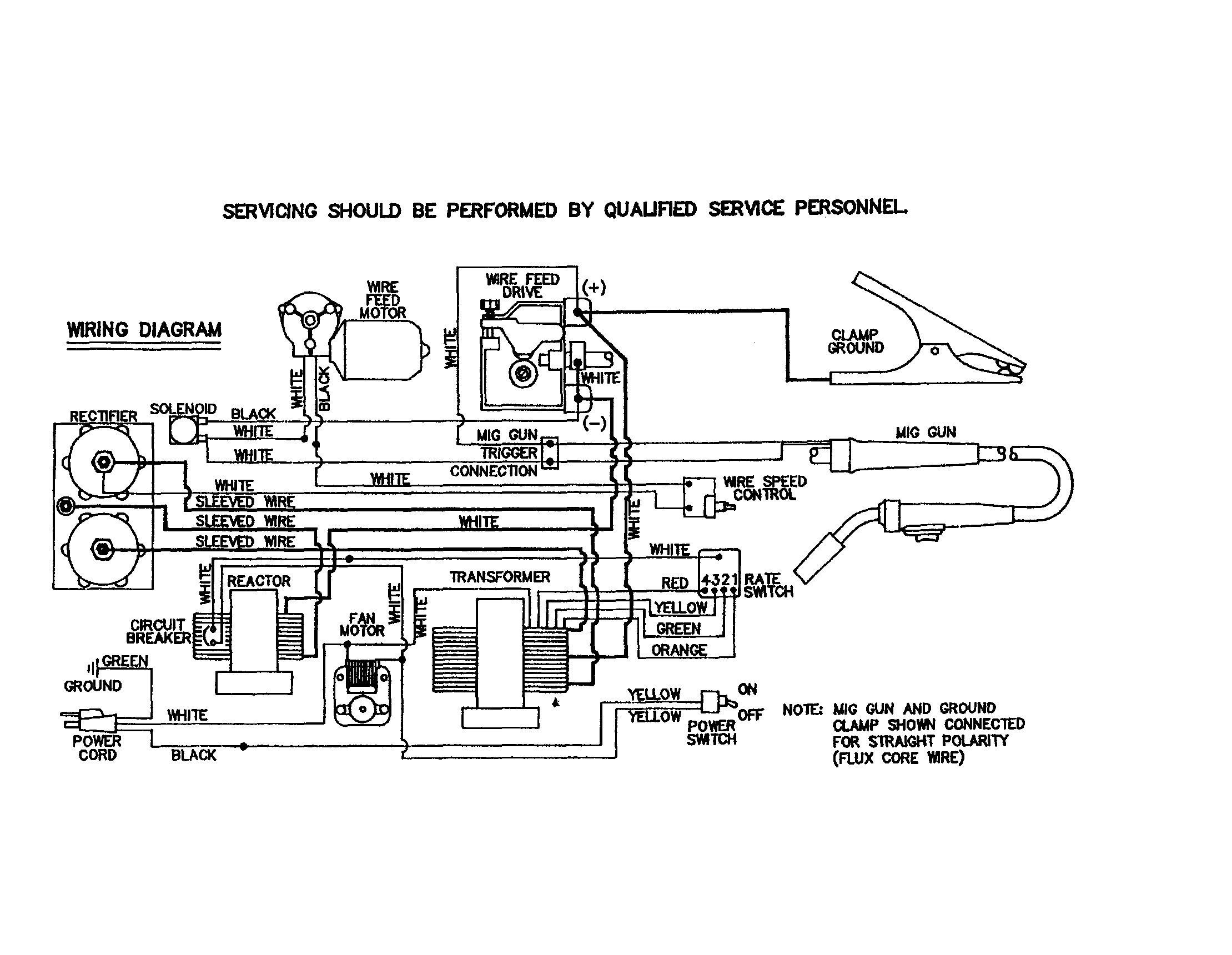 220v Welder Plug Wiring Diagram