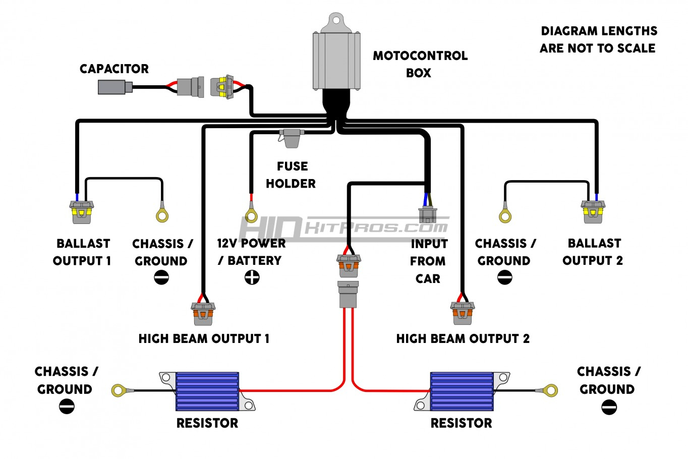 Wire Diagram Led Bars