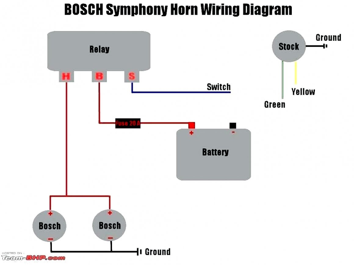 Train Horn Wire Diagram Wiring Library