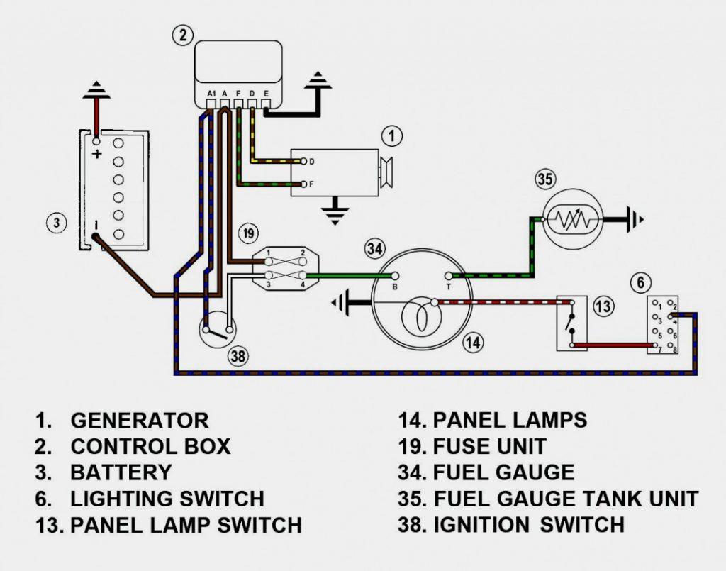 Yamaha Fuel Gauge Wiring Wiring Diagram