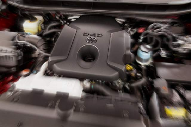 2019 Toyota Land Cruiser Prado 2.8 d4d engine