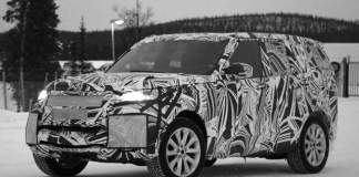 2019 Toyota Land Cruiser Spy Shots