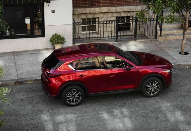 2020 Mazda CX-5: News, Changes, Release >> 2020 Mazda Cx 5 Wearing Well Known Kodo Design Language Website Of