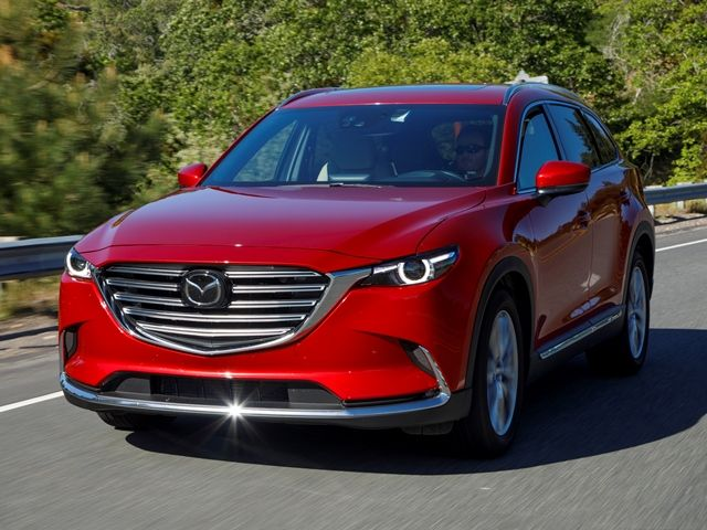New 2020 Mazda Cx 9 Is Wearing A Popular Soul Of Motion Design