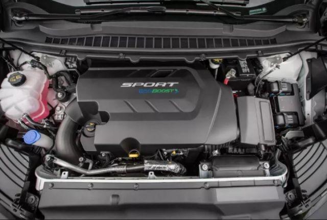 2020 Ford Edge engine