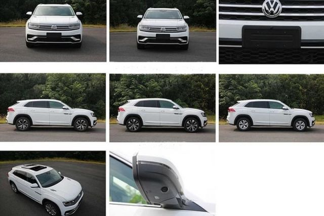 2020 VW Atlas Cross Sport, Changes, Price >> 2020 Vw Atlas Cross Sport New Leaked Photos Website Of
