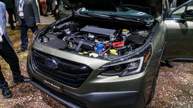 2021 Subaru Outback Will Bring Big Changes – Website of