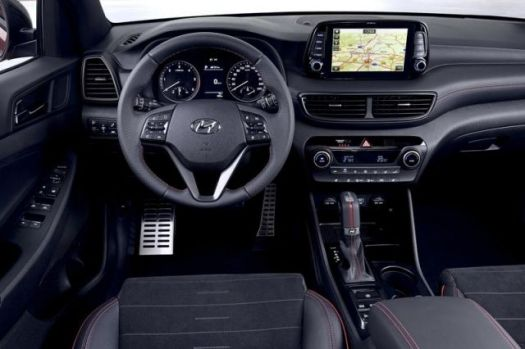 2020 Hyundai Tucson N-Line Looks Sporty - 2020 / 2021 New SUV