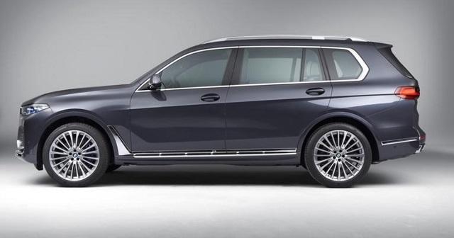 2021 BMW X8 vs X7