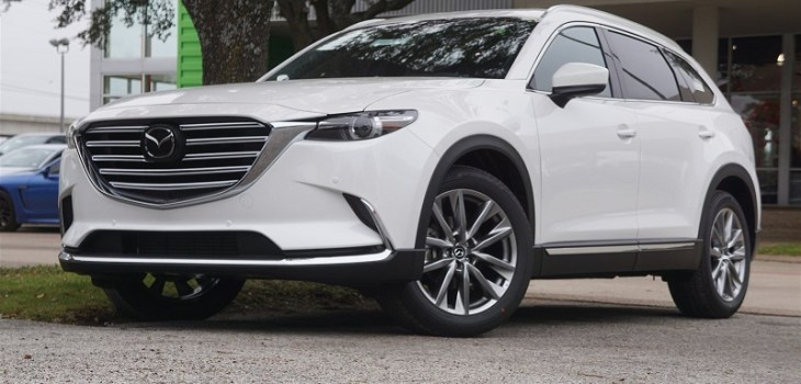2019 Mazda Cx 9 Archives 2020 Suv And Truck Models
