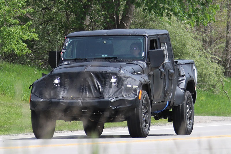 2019 jeep wrangler pickup truck is finally coming  2020