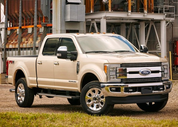 2019 Ford F-250 front view