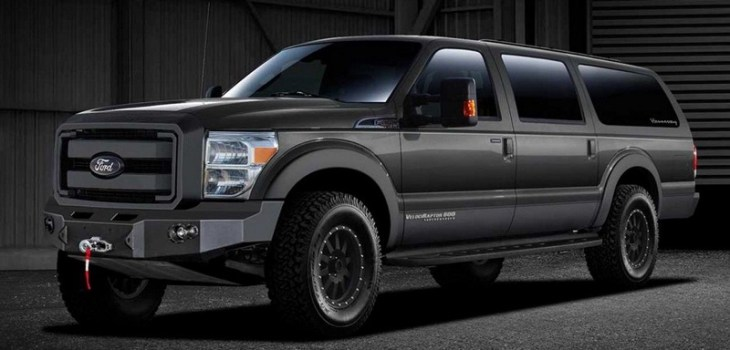 2019 Ford Excursion Concept 2019 Ford Excursion Concept Ford cars and Trucks