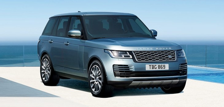 2019 Range Rover Vogue