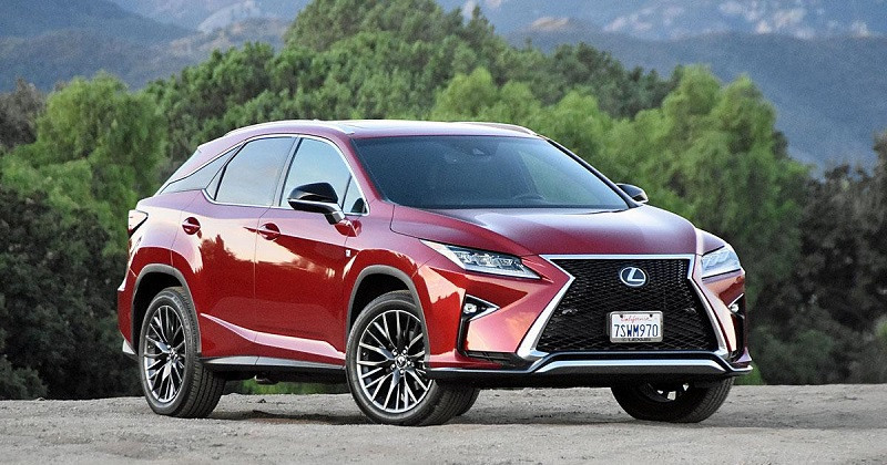 2020 lexus rx 350 redesign changes release date  2020