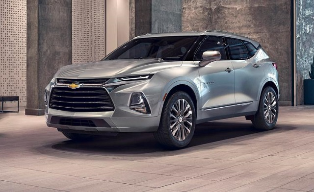 2020 Chevy Trailblazer Rumors and Release Date