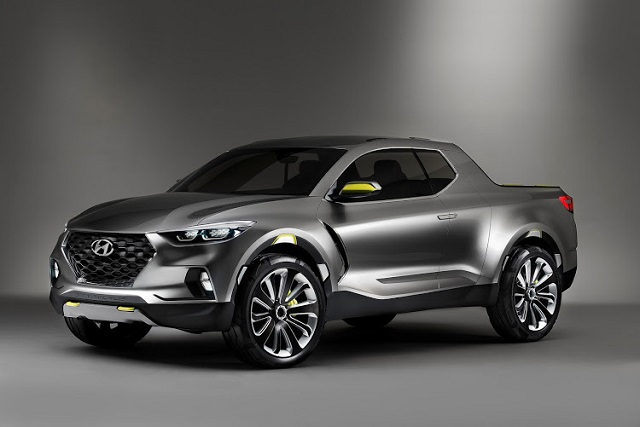 2020 Hyundai Santa Cruz Ready for Release